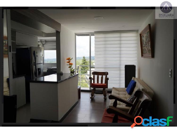 Apartamento amoblado para renta en armenia