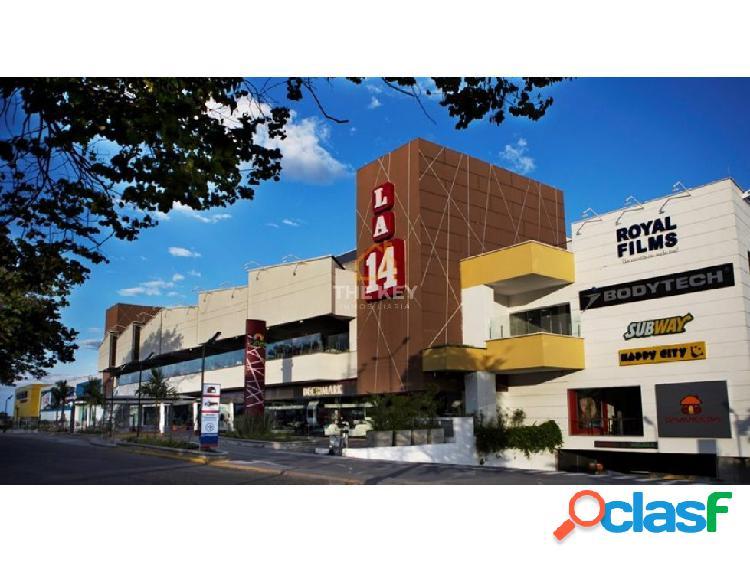 Venta-arriendo de local centro comercial calima