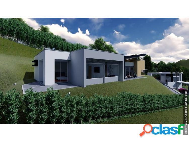 Venta casas campestres sector helicoidal
