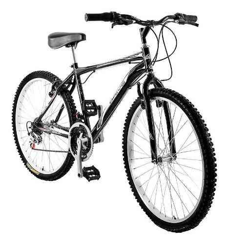 Bicicleta todoterreno montaña drive 18 v rin 26 colores