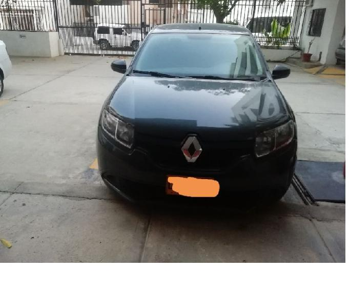 Vendo Renault logan 2017