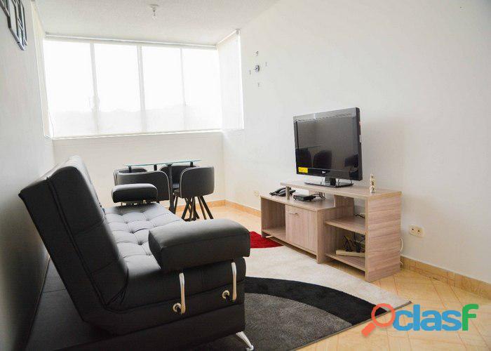 Apartamentos amoblados en el poblado cod: 5028