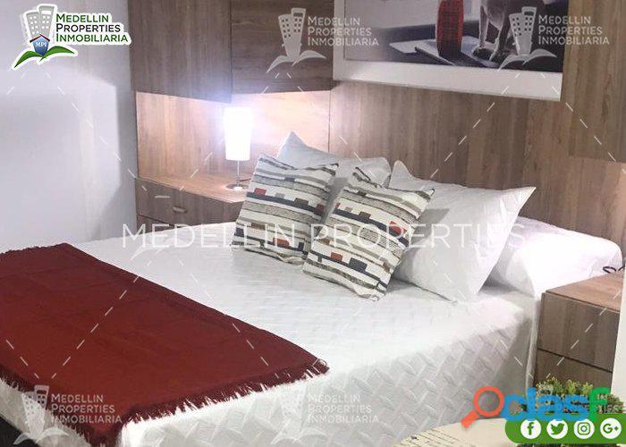 Apartamentos amoblados en medellin colombiacod: 5136