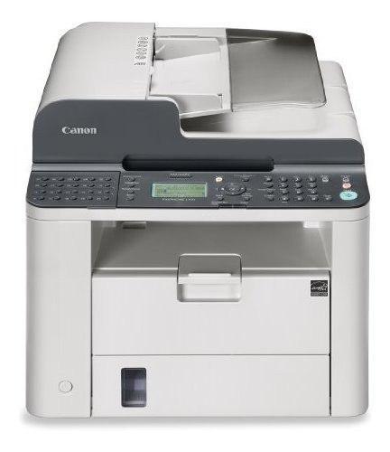 Canon faxphone l190 impresora duplex con fax laser monocromo