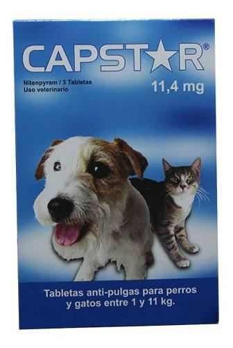 Capstar (precios Por Tableta) 1 - 11 Kg