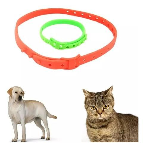 Collar Perro Gato Anti Pulgas Razas Medianas