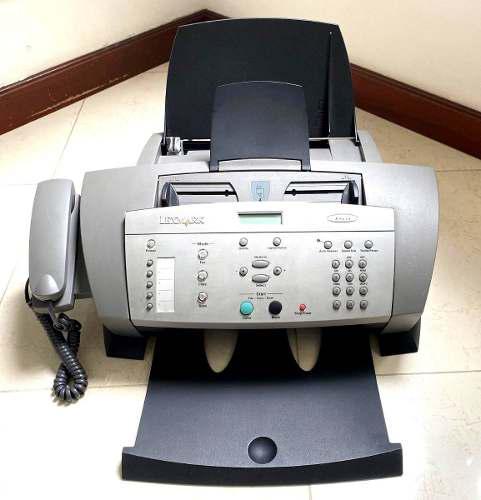 Fax Lexmark