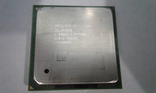 Procesador Pentium Intel Celeron 2.0 Ghz Socket 478