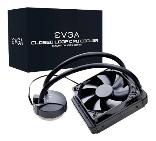 Refrigeración Liquida Evga Clc 120 / Cpu 400-hy-cl11-v1