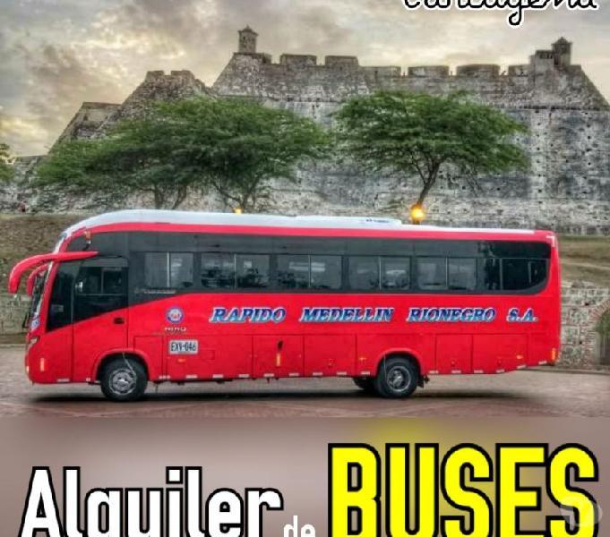 Se Alquila BUS Para Paseos, Viajes y Excursiones.
