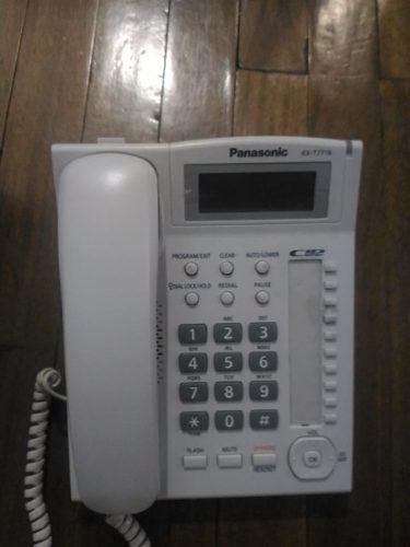 Teléfonos panasonic de mesa