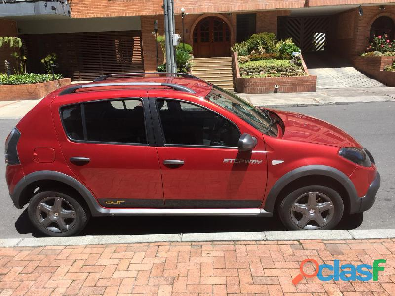 Renault Sandeep Stepway Outdoor 2016. 48600 kms