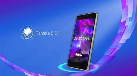 Display Avvio L800