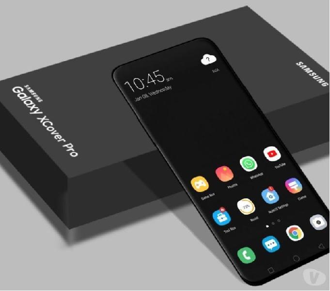 Vendo nuevo Samsung Galaxy Xcover Pro 1 año de garantía