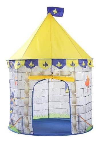 Carpa castillo juguete príncipes niño bebe infantil juego