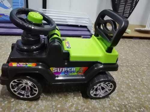 Carro montable plastico para niño o niña