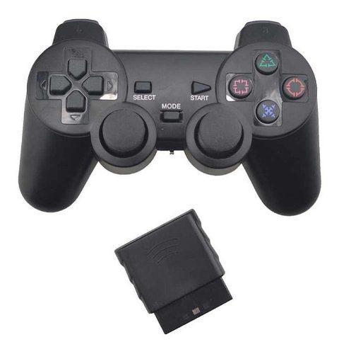 Control ps2 play 2 inalambrico wireless dualshock 2 sony