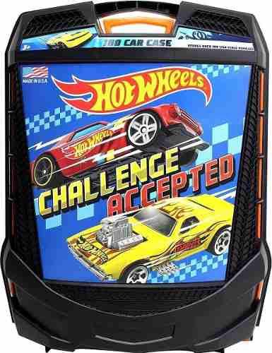 Hot wheels maleta 100 carros caja almacenar no incl carros