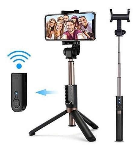 Inalambrico palo selfie bluetooth extensible y plegable onei