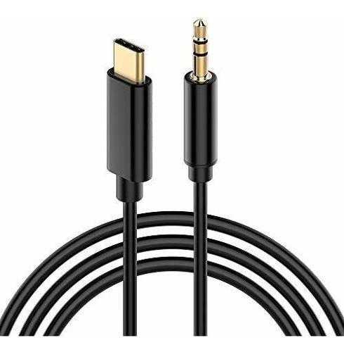 Tipo Aceyoon C 3,5 Mm Audio Usb 3 Pies Cable C Macho 3,5 Mm