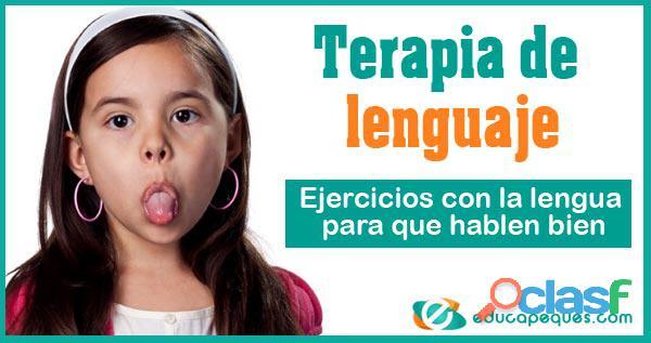 Terapias de lenguaje en medellin