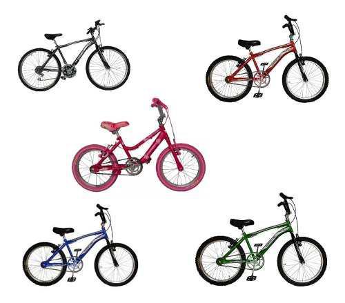 Bicicleta bmx rin 20 para niñ@s de 7 años en adelante