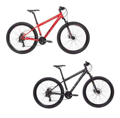 Bicicleta gw 29 shimano 21v hyena 9.1 freno disco