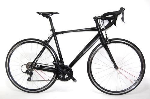 Bicicleta gw lumen ruta tenedor carbono claris 8 vel