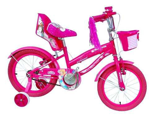 Bicicleta importada niña 2-4 años oferta incluye envio