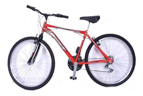 Bicicleta todo terreno drive milan 18 vel rin 26 acero mtb