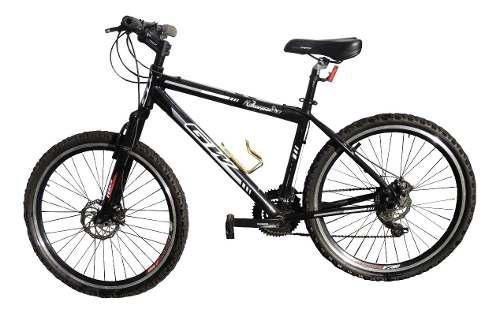 Bicicleta todo terreno gw scorpio aluminio suspension rin 26