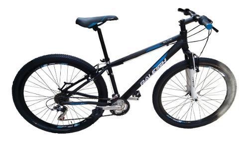 Bicicleta tt raleigh elite rin 27.5 en aluminio, 21 vel moto