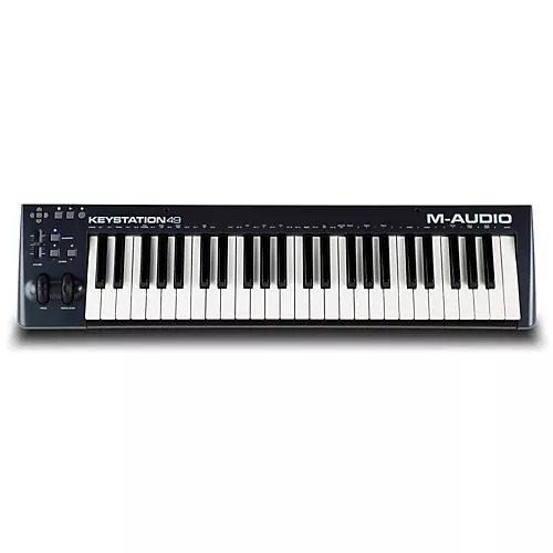 Controlador m audio keystation 49 mk3