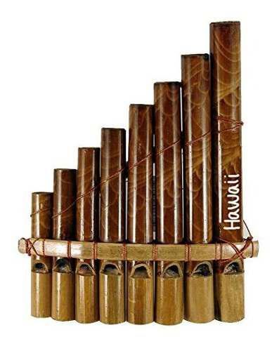Flauta De Pan (bambu