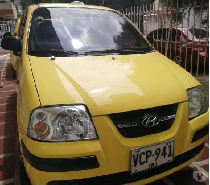 Se vende taxi hyndai atos prime gl modelo 2009 $54.000.000