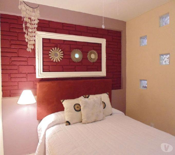 Suites amuebladas ¡Siéntete como en casa!