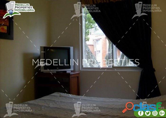 ARRIENDO MEDELLIN AMOBLADOS Cód: 4499