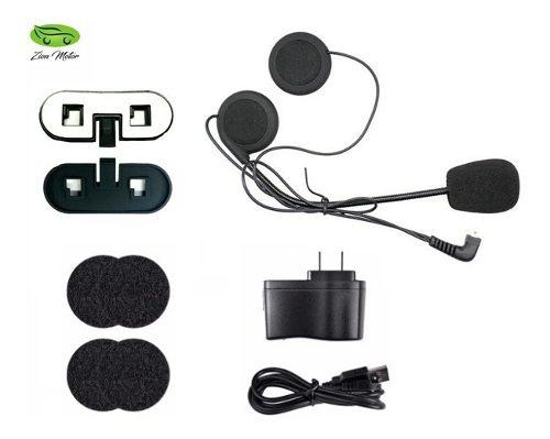 Accesorios - Audífonos Soporte, Cargador Freedconn Tcom