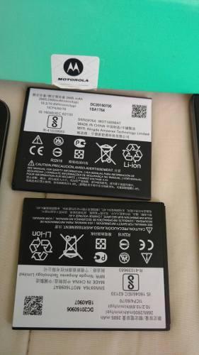 Bateria Original Para Motorola G4 Play