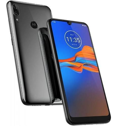 Celular Moto E6 Plus 2gb/32gb Cámara Dual 3000 Mah