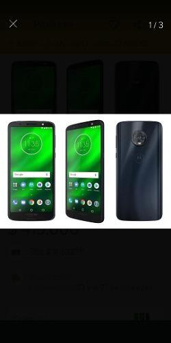 Celular Moto G6 Ds 32gb Leer Descripción