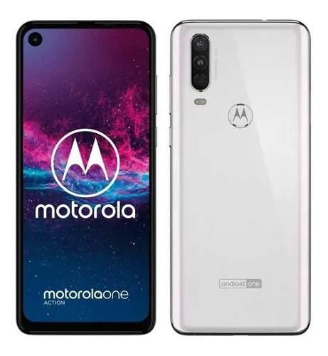 Celular Moto One Action 128gb 4gb Ram