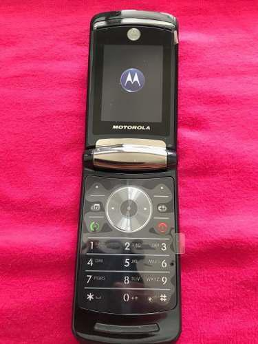Celular Motorola Razr V8 De Coleccion Original.