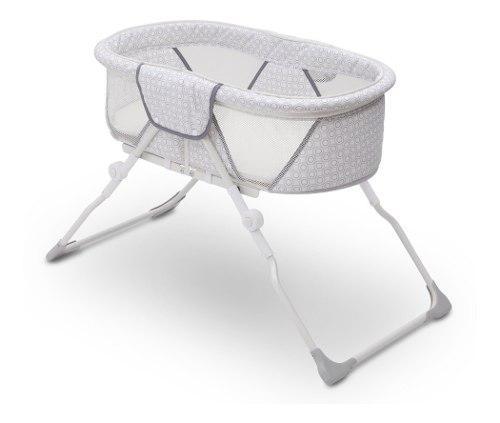 Delta children ez fold ultra inner moises cuna portatil bebe