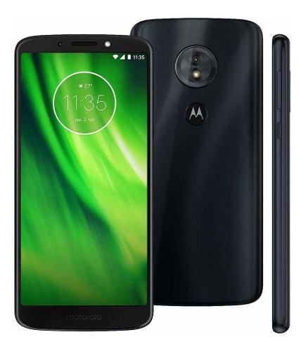 Moto G6 Play 32gb - Dual Sim 5.7 4g Lte (solo Gsm) Sma...