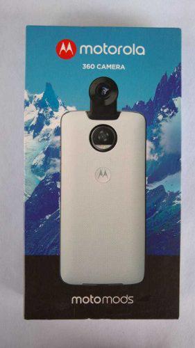 Motorola Mod Camara 360 Motorola Z2 Z3