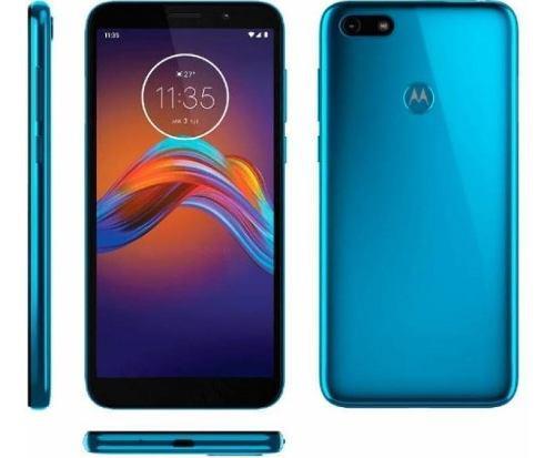 Motorola Moto E6 Play 4g 32gb Cam 13mp Ram2gb Huella Facial