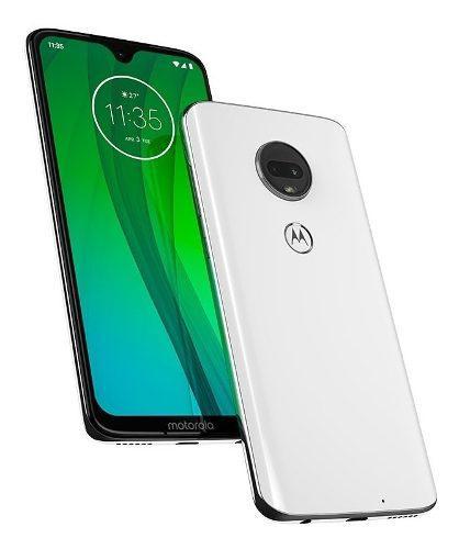 Motorola Moto G7 4g 64gb Cam Dual 12mp+5mp Huella Ram 4gb