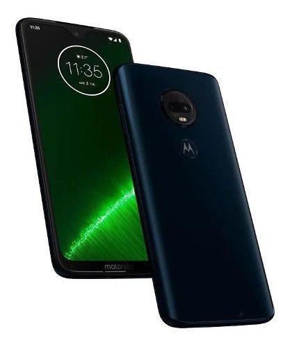 Motorola Moto G7 Plus 6.2 Rom 64gb Ram 4gb Azul