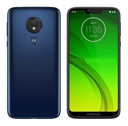 Motorola Moto G7 Power 4g 64gb Cam12mpx Ram 4gb Octa Huella